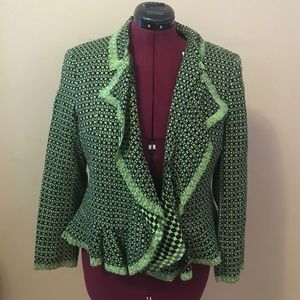 Yarns & Stitches jacket